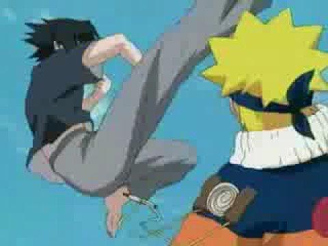 Amv - Naruto And Sasuke Stratovarius Hunting High And Low