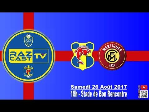 SC Toulon - Martigues FC, Direct Live