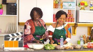 McBrown's Kitchen with Honourable Dzifa Abla Gomashie   SE05 EP09
