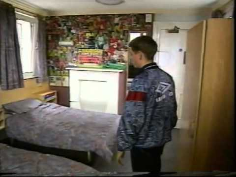 Young Michael Owen BBC Lilleshall Interview