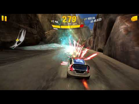 Asphalt Xtreme 12 02 2018 22 55 35 MP's Himalayas mountains Ford Fiesta ST S50