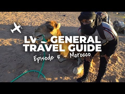 LV LOST IN THE DESERT | LV's General Travel Guide Episode 5