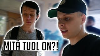 HYLÄTTY OMAKOTITALO! w/Nova
