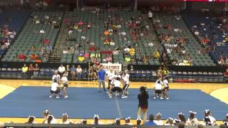 Midwest Athletic Extreme Tulsa Shock Performance 2013