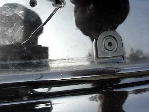 2001 Bmw 740i Key Locked In Trunk Solution How To