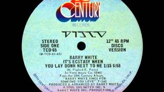 Barry White – It