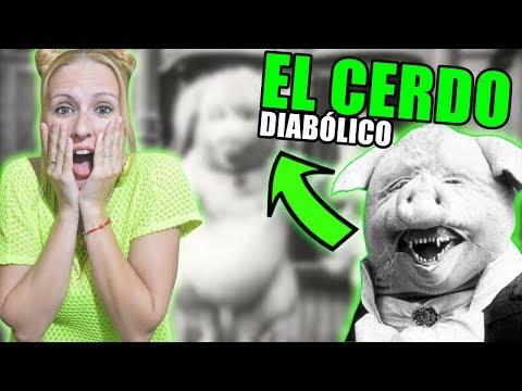 JAMÁS VEAS este vídeo ANTIGUO de 1907 a las 3:33 AM | Cochon Danseur El cerdo BAILARÍN