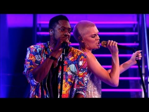 The Voice UK 2013 | Jessie J and Matt Duet: 'Never Too Much' - The Live Final - BBC One
