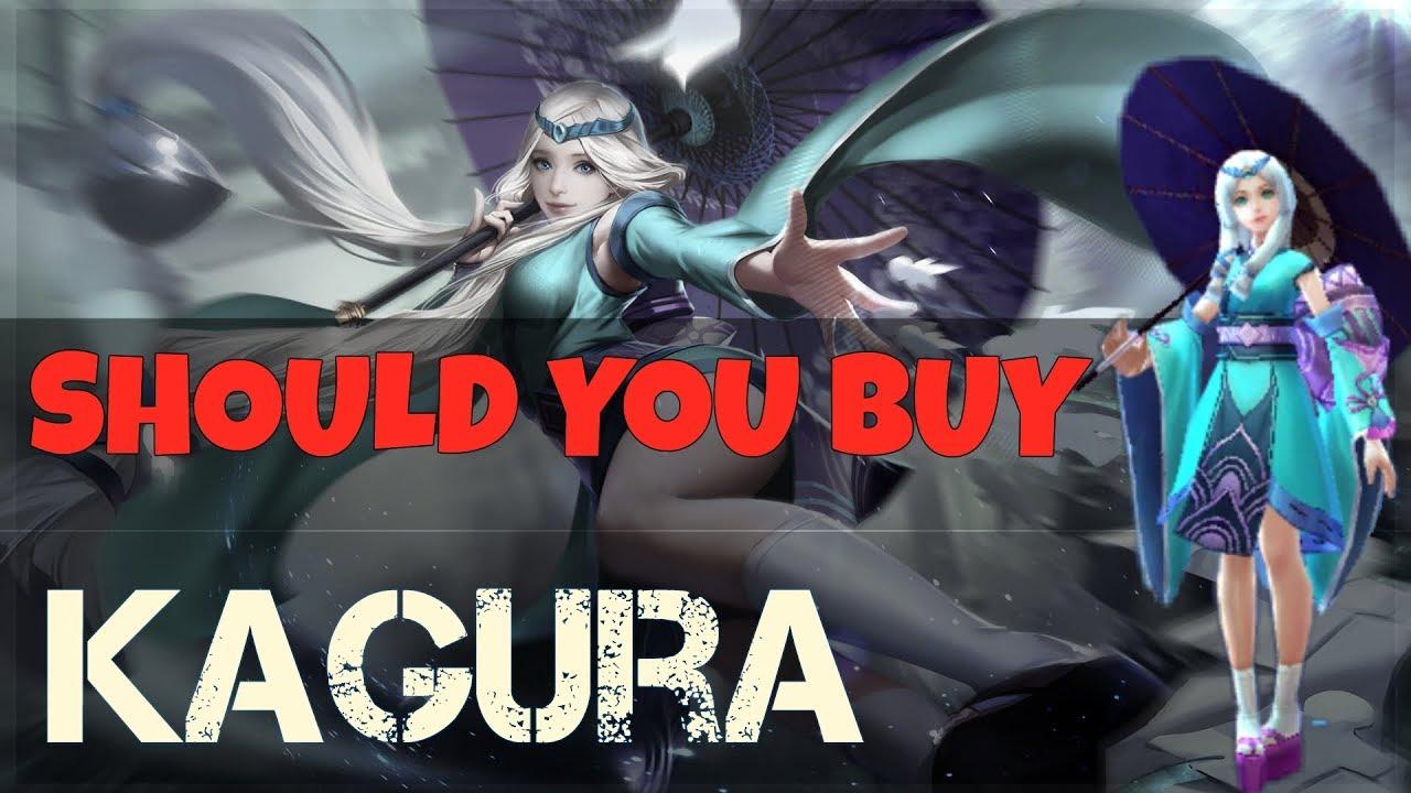 Should You Buy Kagura Is Kagura Worth Buying Mobile Legends Bang