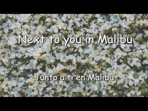 Miley Cyrus - Malibu |english-spanish lyrics|