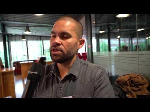 Symposium Pedagogiek Interview Guilherme Carinhoza da Graca