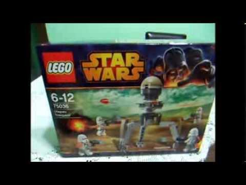 Lego star wars 2014 Utapau Troopers battle pack unboxing ...