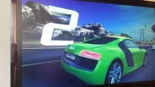 Играем в игры на СМАРТ ТВ приставке MK903V