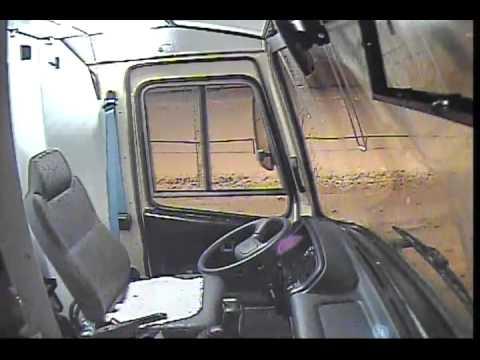 """Салонная камера в автобусе """"БОГДАН"""" Регистратор VP-712SD_29"""