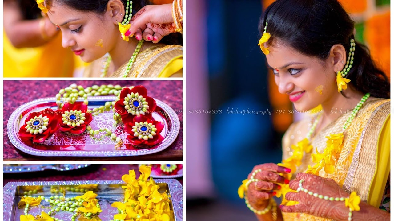 I Mehndi Flower Jewelry : Best pictures of fresh flower jewellery youtube