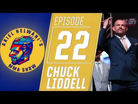 Chuck Liddell: 'If I can't beat Tito, I shouldn't be fighting' | Ariel Helwani's MMA Show