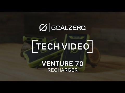 Goal Zero Venture 70 | Tech Video