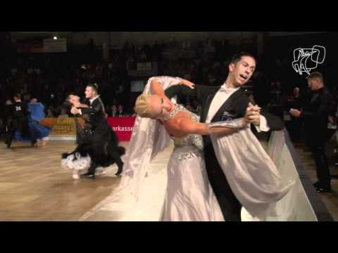 2012 European Standard Final | The Viennese Waltz