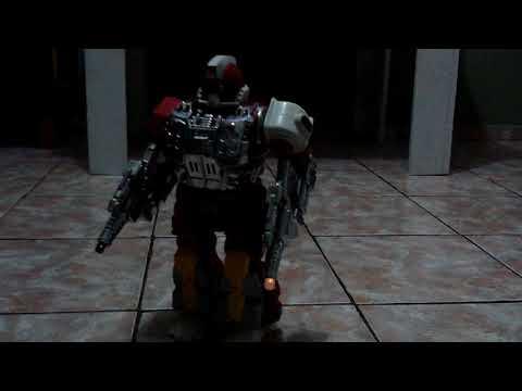 Galaxy robot ranger