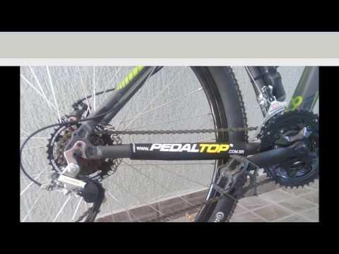 Bicicleta Caloi 29 2016 Freio a disco