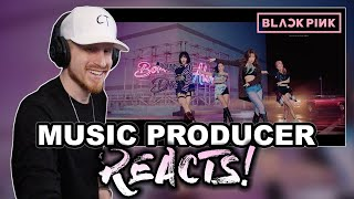 Music Producer Reacts to BLACKPINK - Lovesick Girls