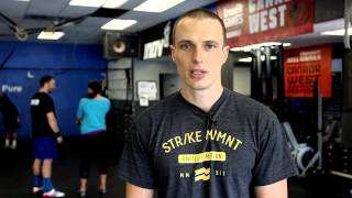 Gambar cover CrossFit - WOD 120822 Demo with Corey Auger