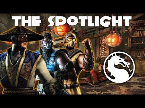 RAIDEN, SUB-ZERO, CYRAX AND MORE!! The Spotlight #261-263 | Mortal Kombat X