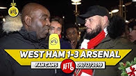 West Ham 1-3 Arsenal | Pepe Needs To Perform Like This Consistently Now! (DT)