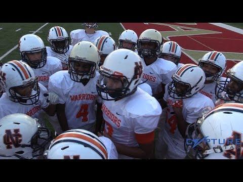North Cobb Warriors Youth Football Highlights 14u