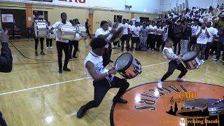 Download Video Proviso West vs Dunbar 2018 - Drumline Battle Windy City Rumble MP3 3GP MP4