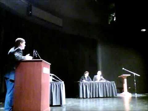 LR Cap And Trade Debate Nov 2012