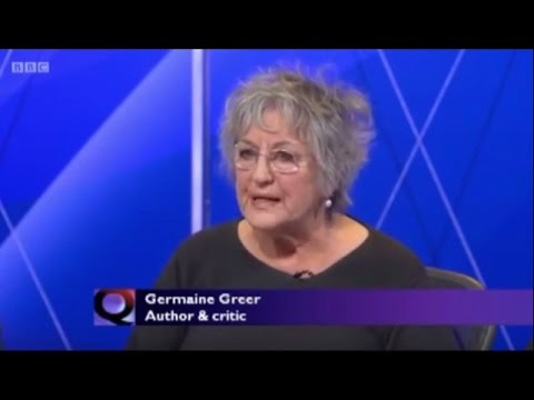 Can UK default on national debt? Yes! Only Question Time EVER to discuss. Winner: Germaine Greer