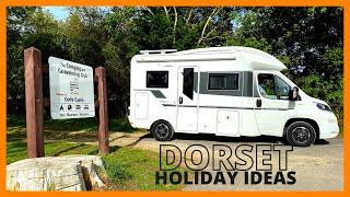 Visiting the Dorset Coast : Motorhome and Caravan Touring (2020)