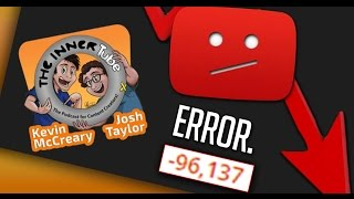 Repeat youtube video Is Youtube Broken? ARE WE ALL DOOOMMED?!!! PROBABLY!!!