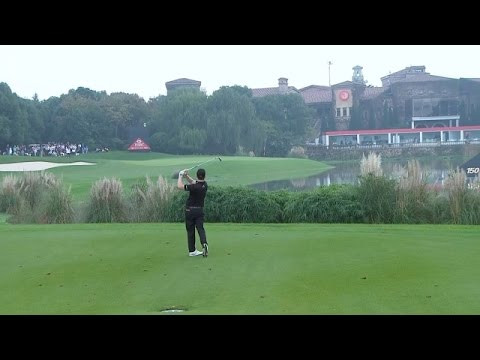 Highlights | Branden Grace grabs early lead at HSBC Champions