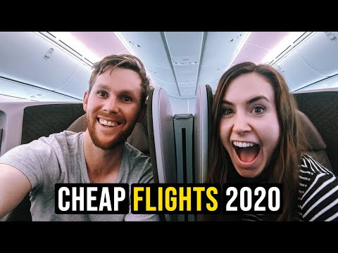 How To Find CHEAP FLIGHTS And TRAVEL MORE! (CHEAP FLIGHT BOOKING SECRETS, HACKS AND TIPS)