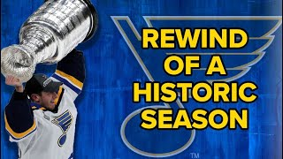 Rewind of a championship season: St. Louis Blues
