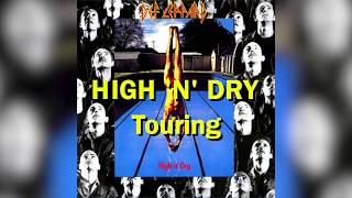 HIGH 'N' DRY: Album Q&A w/Joe Elliott (2016)