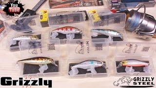 Рыбалка на Спиннинг. Новые Воблера из Китая Аliexpress Fishing Lure