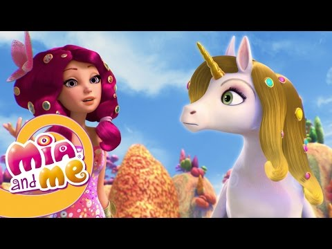 Mia and me - seri 1 bölüm 26 - Bir Dönemin Sonu - Mia & Me'nin
