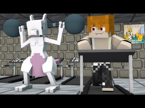 Minecraft : PRIMEIRO LEVEL 100 - Professor Pokemon #34 ‹ MayconLorenz ›