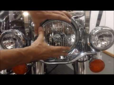 How to Cleaning bike Headlights - Como limpar faróis
