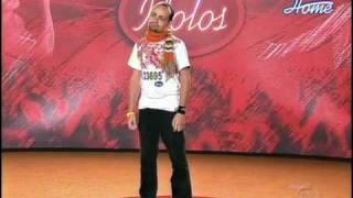 Ídolos 2010 - Audição - Eric Douglas Buoncore