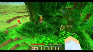 מיינקראפט Multiplayer: פרק 1 בית עץ
