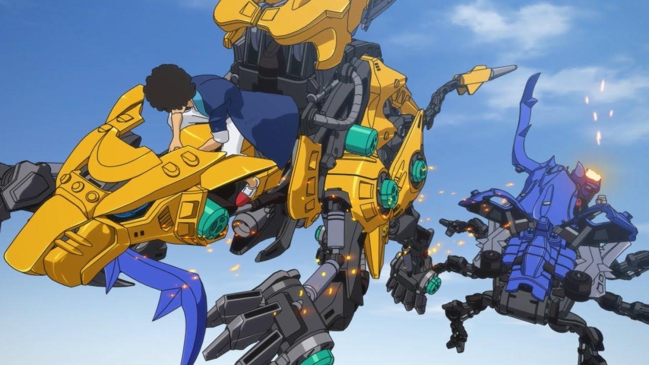 玩具発売記念! アニメ「ゾイドワイルド」冒頭5分世界最速公開! ZOIDS WILD