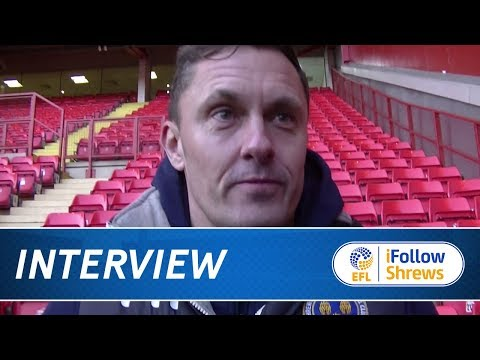 INTERVIEW | Paul Hurst post Charlton - Town TV