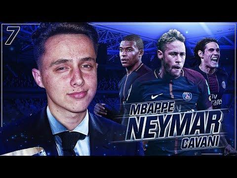 FIFA 18 - MNC: MBAPPE, NEYMAR, CAVANI | 7. rész - Nem bírnak velem😎
