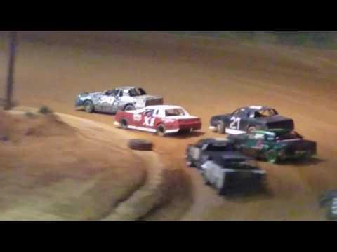 04/29/2017 Southern Raceway PureStock Feature Race