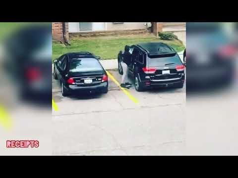 Woman Sets Ex-Boyfriend Car On Fire 🤯🤭