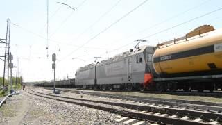 Электровоз 2ЭС10-008